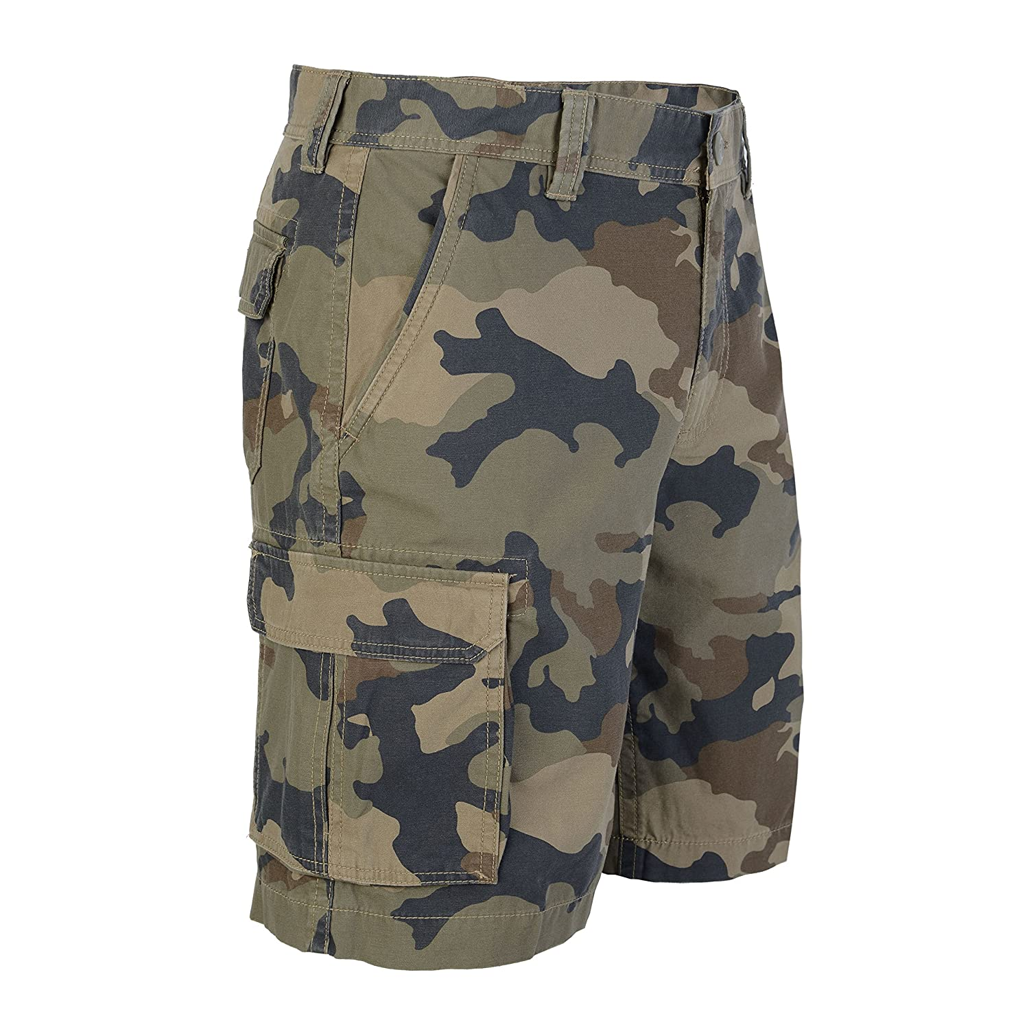 626bd7a990 WestAce Mens Camo Shorts Cargo Combat Army Half Pant Work Wear Camouflage  100% Cotton Chino Shorts: Amazon.co.uk: Clothing