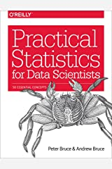 Practical Statistics for Data Scientists: 50 Essential Concepts Paperback