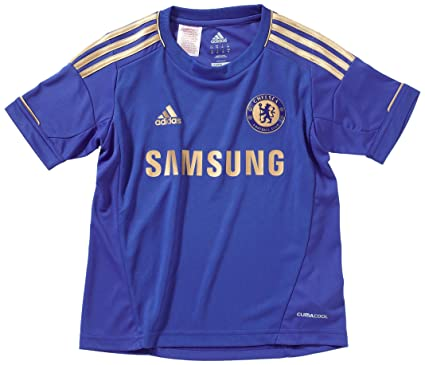 Adidas fc chelsea home - Camiseta de fútbol sala para niño: Amazon.es: Ropa y accesorios