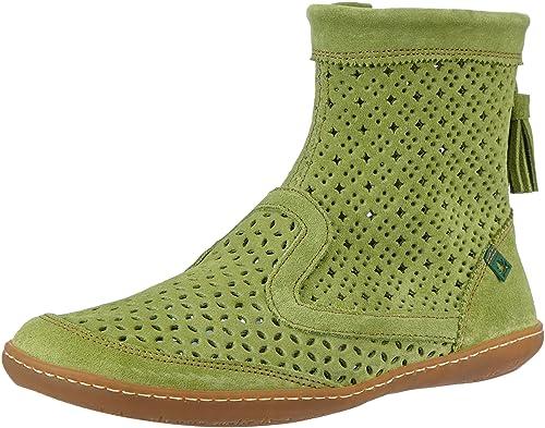 El Naturalista N262 Lux Suede El Viajero, Botines para Mujer: Amazon.es: Zapatos y complementos