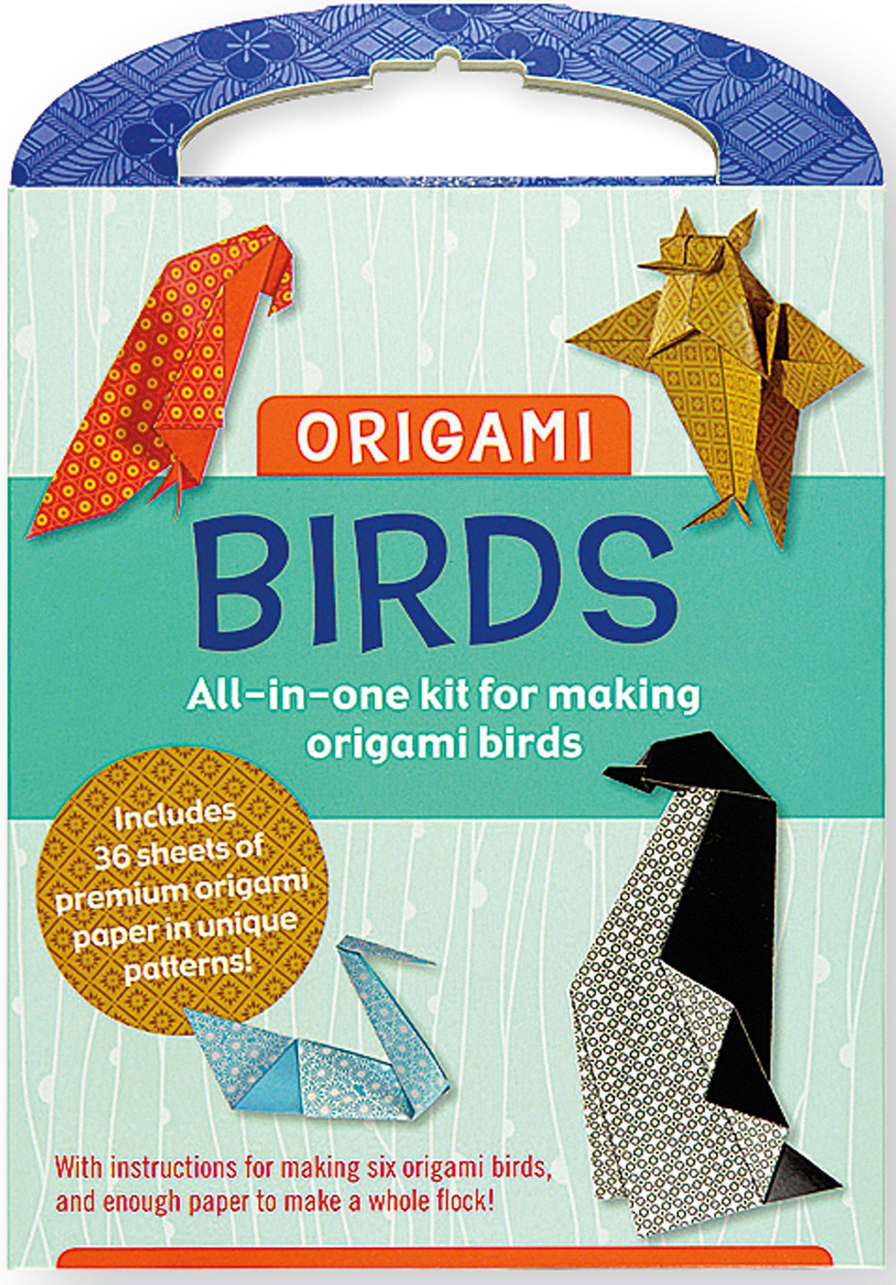 Japanese Origami for Beginners Kit - Tuttle Publishing | 2560x1786