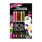 Amazon Price History for:Sharpie Ultra-Fine-Point Permanent Markers, 5-Pack Limited-Edition Colored Markers (33120)