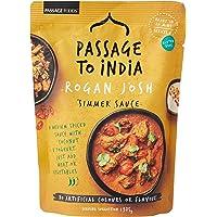 Passage Foods Passage to India Rogan Josh Simmer Sauce 375g, 375 g, Rogan Josh