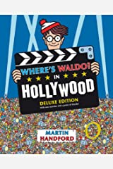 Where's Waldo? In Hollywood: Deluxe Edition Hardcover