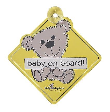 Baby Elegance – Señal de bebé a bordo