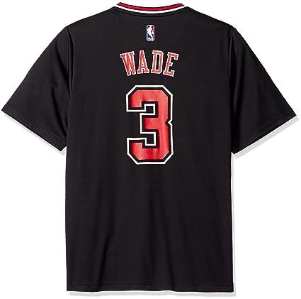 adidas NBA Chicago Bulls Réplica de la Camiseta de la ...