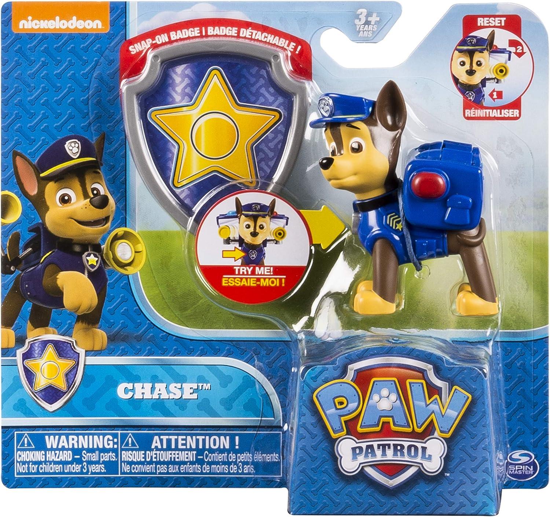 Nickelodeon Paw Patrol Skye Action Pack Pup /& Badge BRAND NEW SEALED