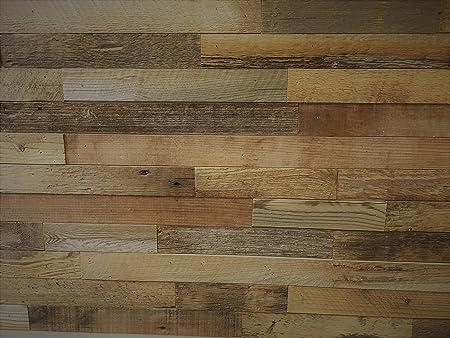 East Coast Rustic Reclaimed Barn Wood Wall Panels Easy Install