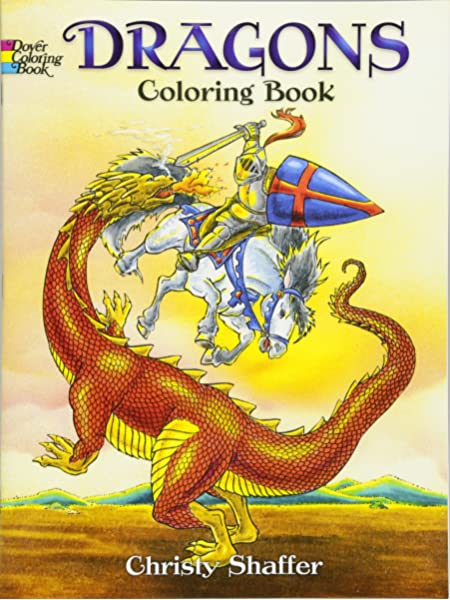 - Dragons Coloring Book (Dover Coloring Books): Christy Shaffer:  9780486420578: Amazon.com: Books