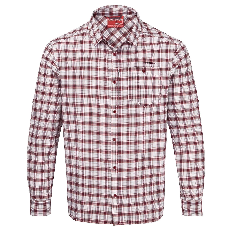Craghoppers NosiLife Tristan Langarm Hemd Men - Reisehemd