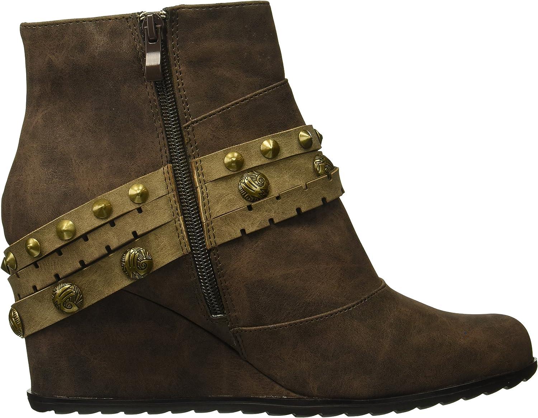 2 Lips Too Women's Too Nova Fashion Boot Brown