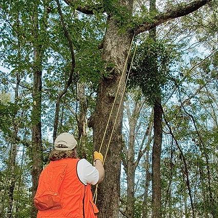 High Limb Brand CS-48 Rope-and-Chain Saw