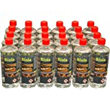 24L PREMIUM BIOETHANOL FUEL FREE DELIVERY UK & IRELAND. For use in fires & stoves.