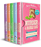 Comfort Cakes Cozy Mysteries, The Complete Series: A 5 Book Box Set With 5 Delicious Cake Recipes (English Edition)