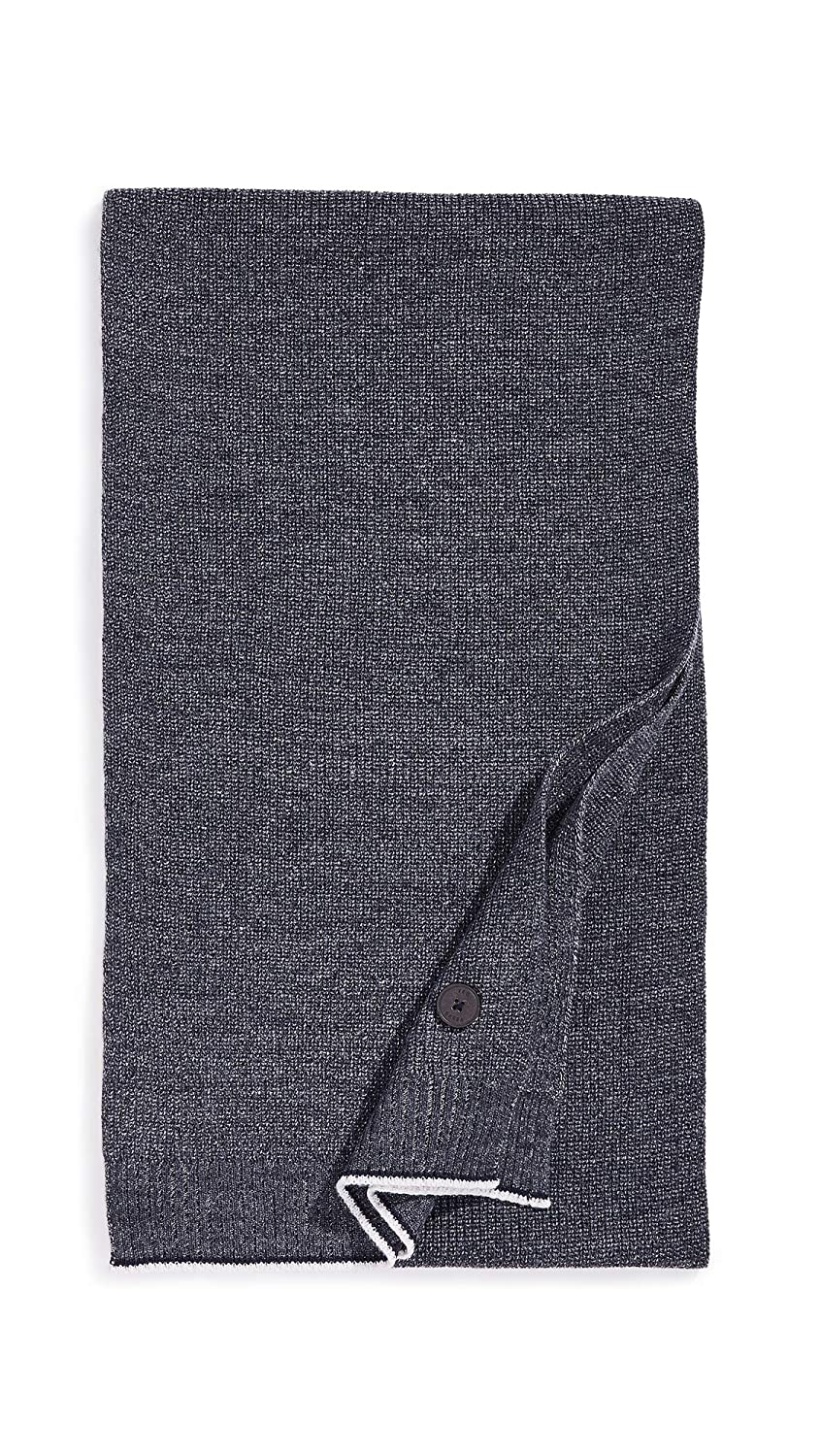 Ted Baker Men's Redscarf Marled Scarf Grey One Size Ted Baker-Men' s
