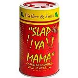 SLAP YA MAMA Hot Blend Cajun Seasoning, 8 oz.