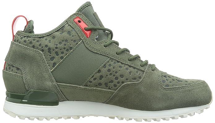 sale retailer 109cf c5d5d Adidas - Pantofole a Stivaletto Uomo, Verde (Green), 43 13 EU Amazon.it  Scarpe e borse