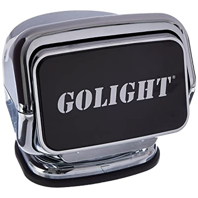 Golight 3106 Stryker Chrome Wireless Spotlight: Automotive