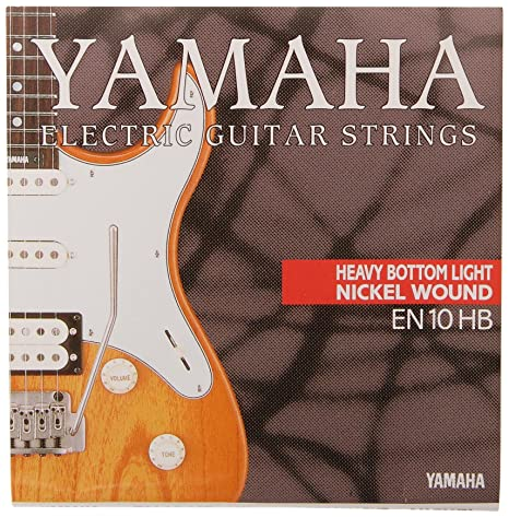 Yamaha EN10HB - Juego de cuerdas para guitarra eléctrica