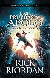 Las pruebas de Apolo, Libro 1: El oráculo oculto: The Trials of Apollo