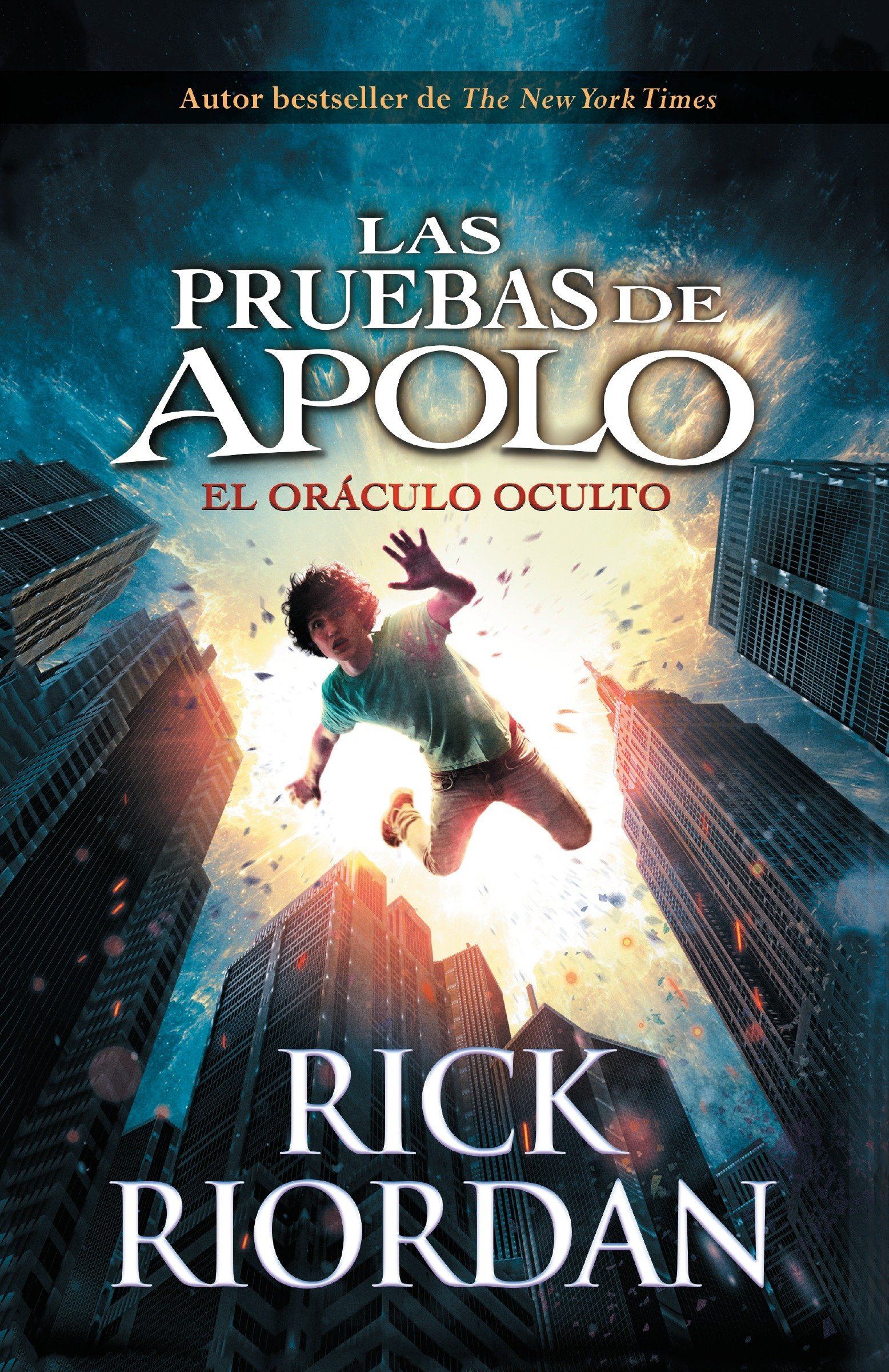Amazon.com: Las pruebas de Apolo, Libro 1: El oráculo oculto: The Trials of Apollo, Book 1 - Spanish-language Edition (Las pruebas de Apolo/ The Trials of ...