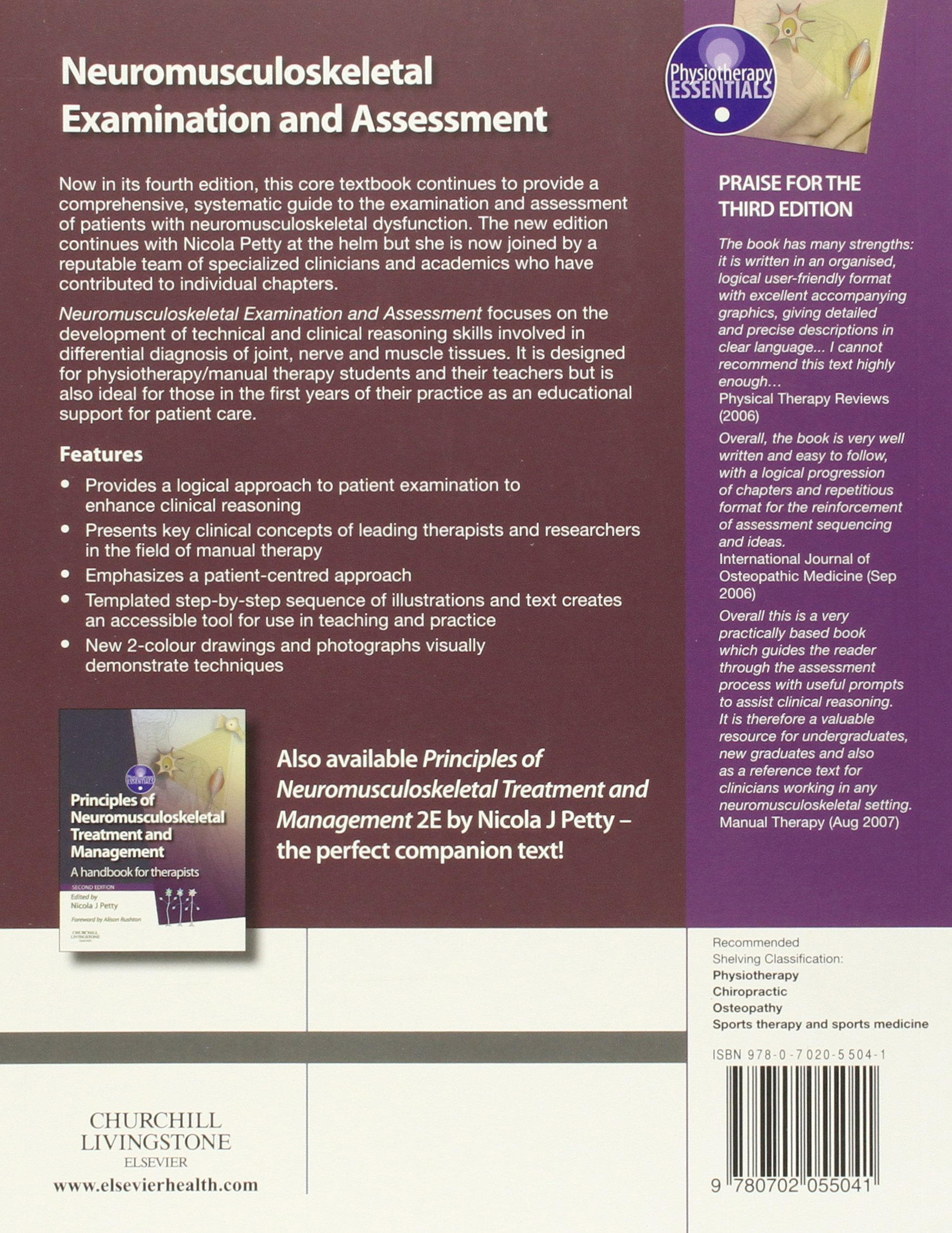 Examination assessment neuromusculoskeletal pdf and