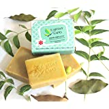Earthy Sapo Divine Simplicity Moisturizing Unscented Bathing Soap