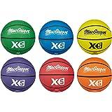 "MacGregor Multicolor Basketballs (Set of 6) - Intermediate Size (28.5"")"