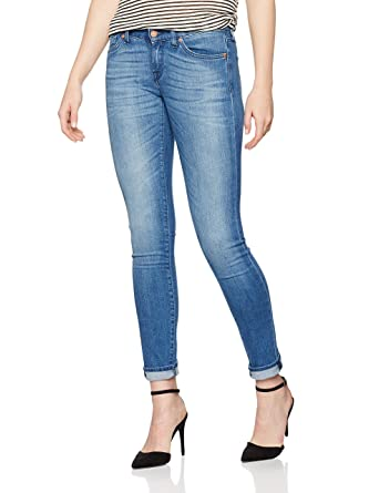 7 For All Mankind Damen Jeanshose Cristen  Amazon.de  Bekleidung 8dba23b754