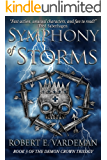 A Symphony of Storms (Demon Crown Book 3)