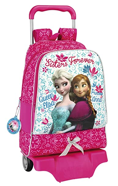 Disney Ruedassafta Frozen Mochila 611438160 Grande Con SpUjzGLqMV