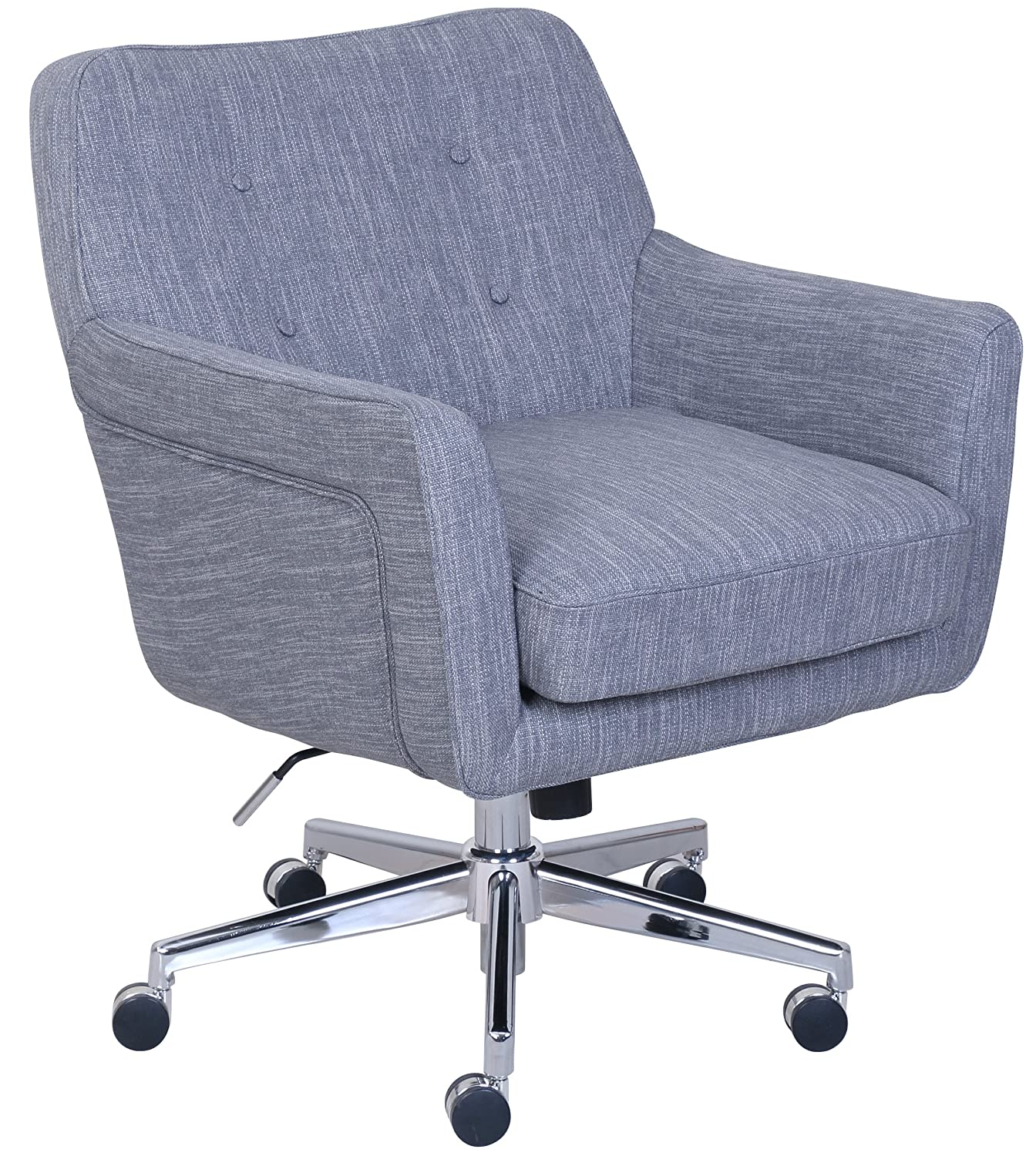 Amazon Serta Style Ashland Home fice Chair Twill Fabric