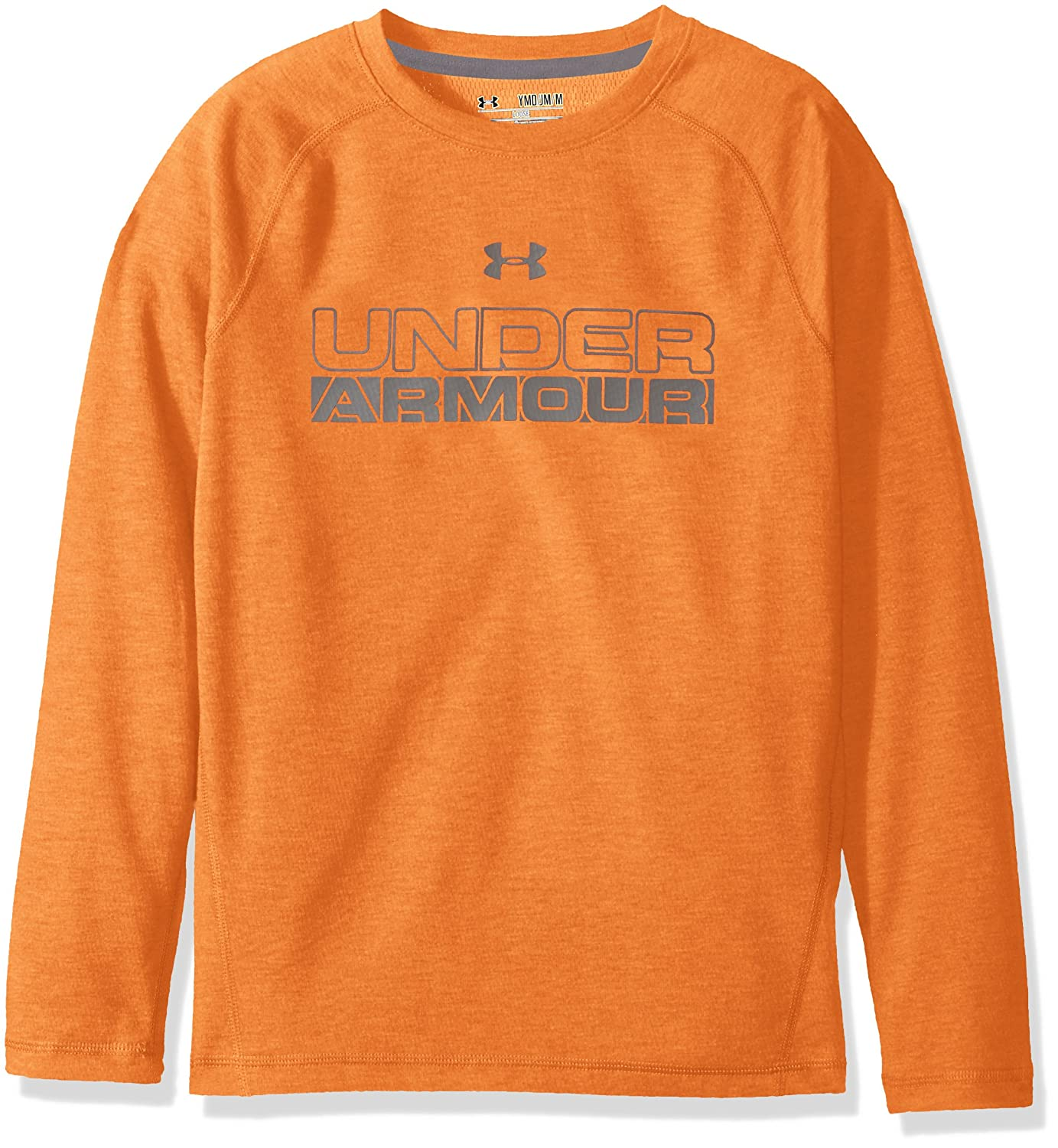 Sudadera Juvenil Under Armour Infrared LS