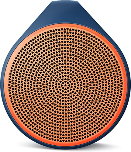 Logitech X100 Mobile Wireless Speaker Orange