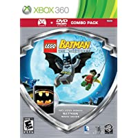 LEGO Batman - Silver Shield Combo Pack - Xbox 360