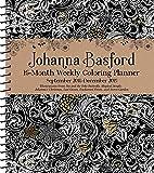 Johanna Basford 2018-2019 16-Month Color