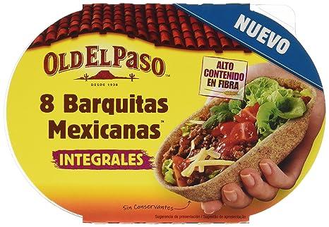 Old el Paso Barquitas Integrales Mexicanas - 193 g
