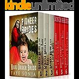 6 Book Boxed set : Pioneer Brides