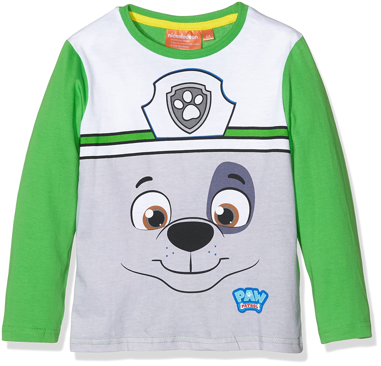Nickelodeon Paw Patrol Rocky, T-Shirt Garçon PH1090