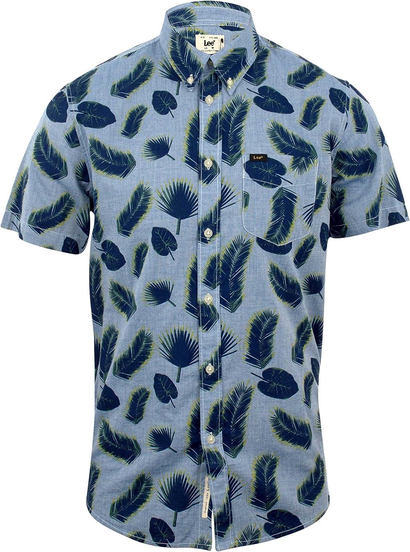 Lee - Camisa Casual - para Hombre: Amazon.es: Ropa y accesorios