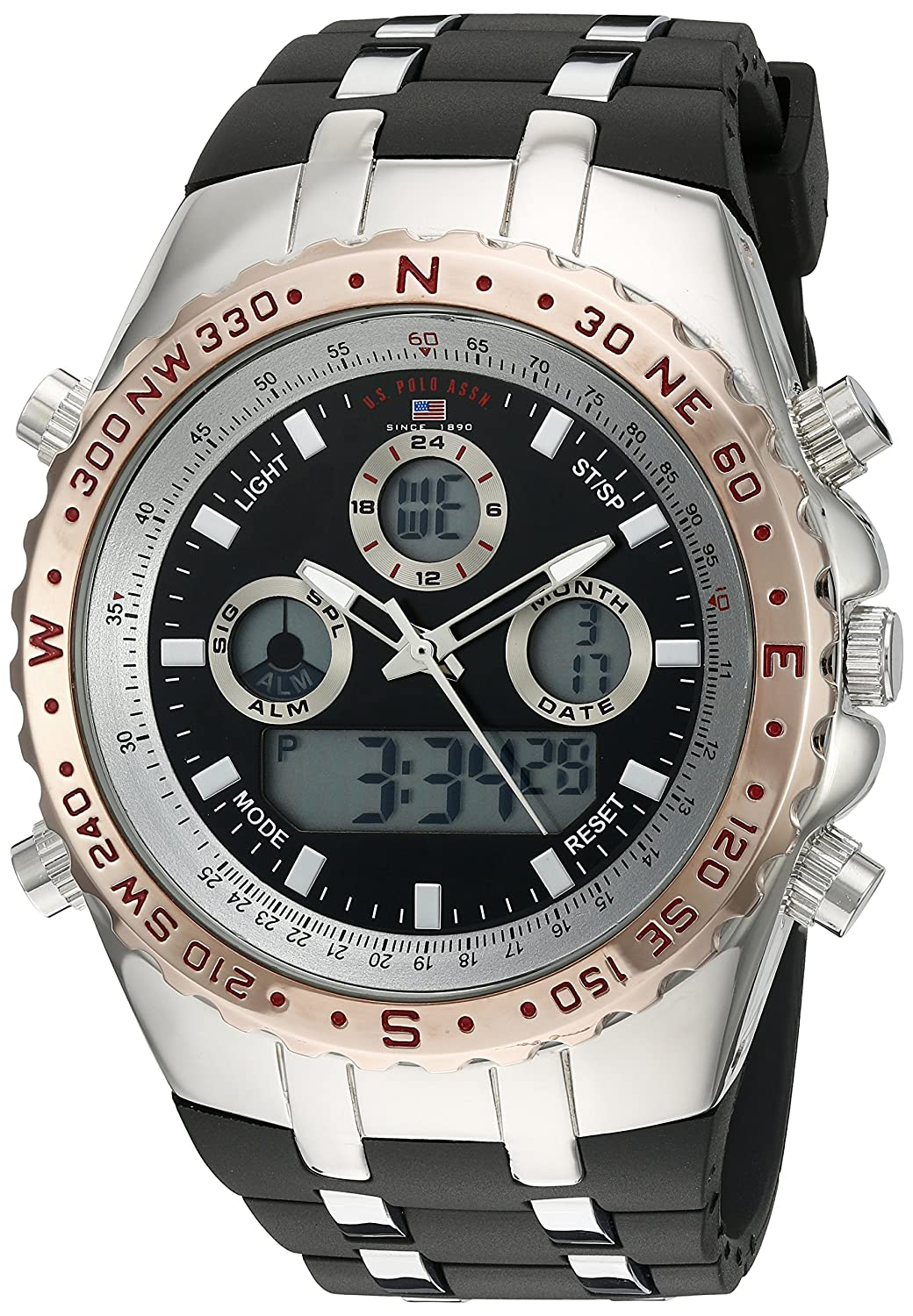 Reloj - U.S. Polo Assn. - para - US9373: Amazon.es: Relojes