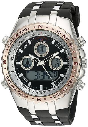 Reloj - U.S. Polo Assn. - para - US9373: Amazon.es: Relojes