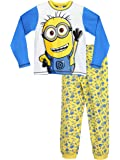 Minions Boys Despicable Me Pyjamas Ages 2 to 12 Years