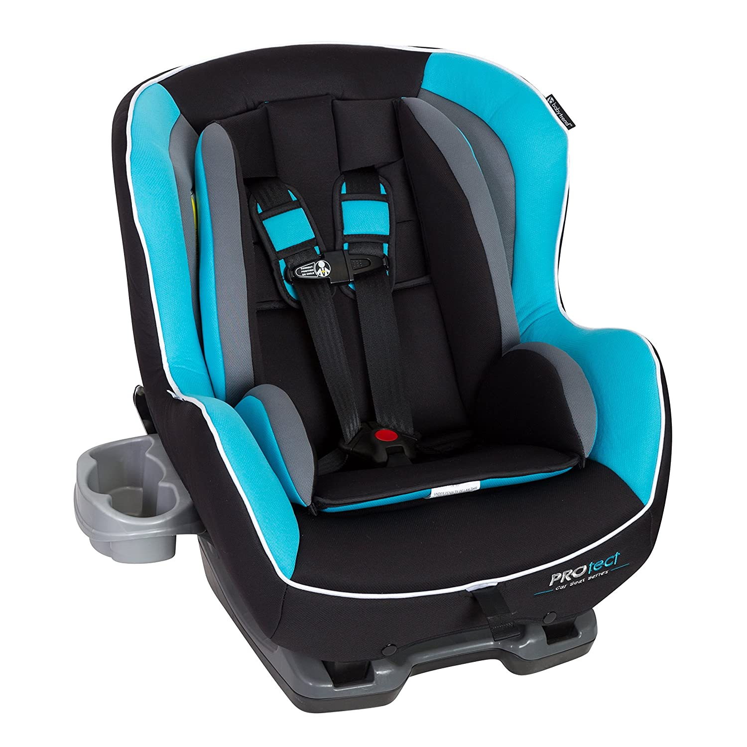 Amazon.com : Baby Trend Protect Series Premiere Convertible Car Seat ...
