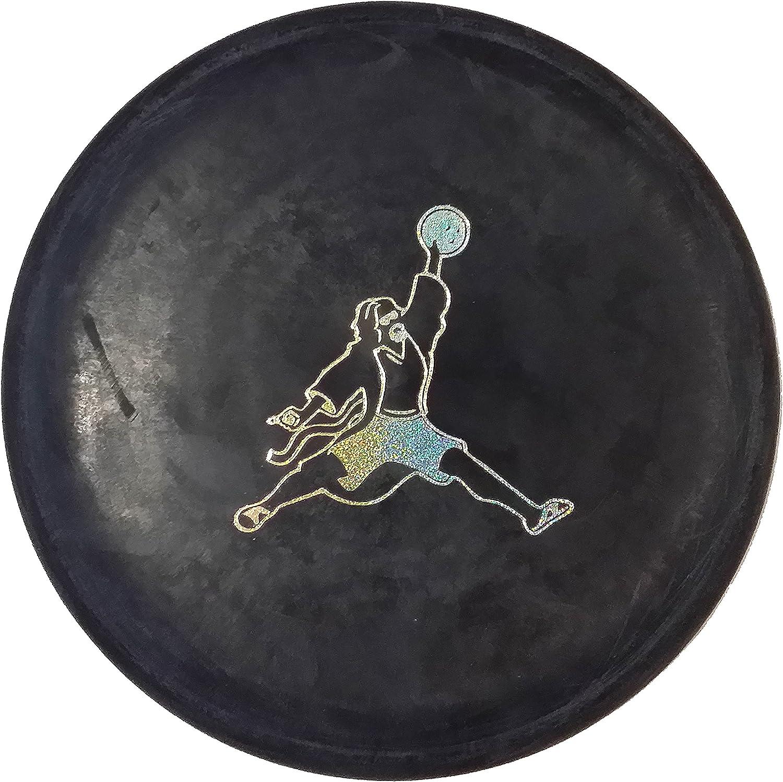 Gateway Wizard Lebowski Jump Man Stamp Disc Golf Putter