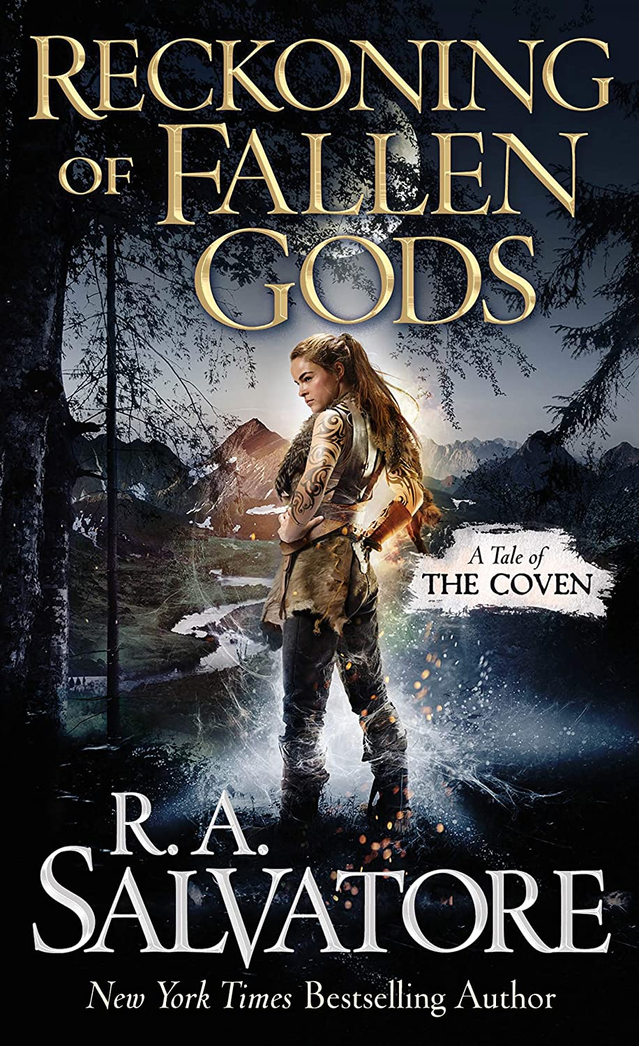 Reckoning of Fallen Gods: A Tale of the Coven (English ...