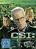 CSI: Crime Scene Investigation - Season 15.2 [3 DVDs]