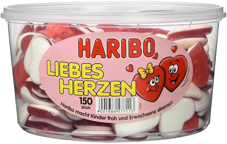 Haribo Liebesherzen amazon