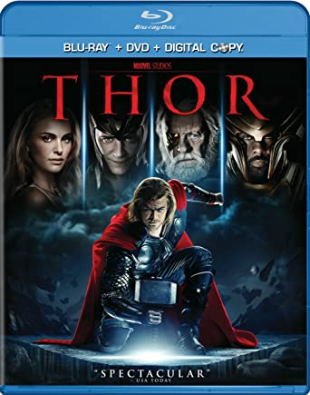 Thor (2011) 720p HEVC BluRay x265 ESubs ORG. [Dual Audio] [Hindi or English] [450MB] Full Hollywood Movie Hindi