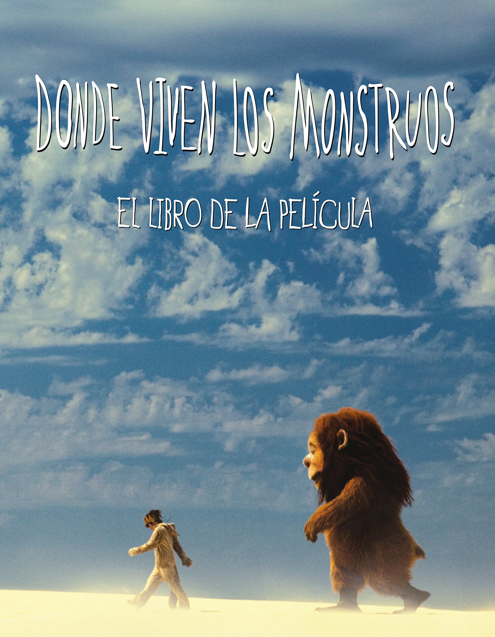 Donde Viven Los Monstruos Where The Wild Things Are El
